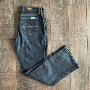 David Kahn 'Lauren' Straight Leg Jeans